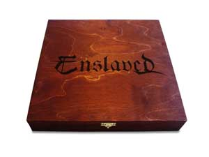8 LP WOODEN BOX SET