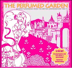 THE PERFUMED GARDEN 5CD SET