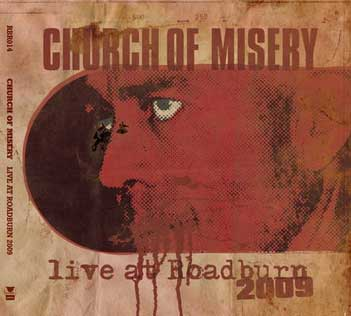 LIVE AT ROADBURN 2009 LP