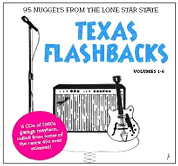 TEXAS FLASHBACKS VOL 1-6