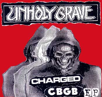 CHARGED AT CBGB