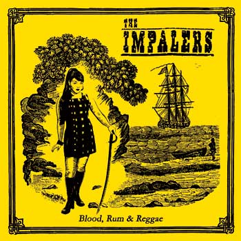 BLOOD RUM AND REGGAE