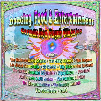 DANCING FOOD AND ENTERTAINMENT