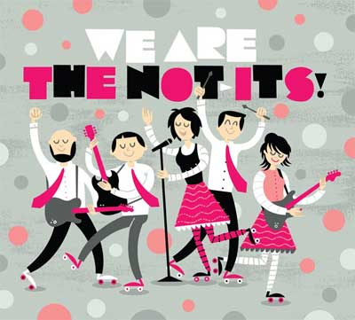 WE ARE THE NOT ITS