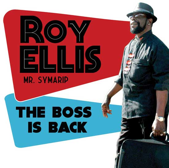 THE BOSS IS BACK LP