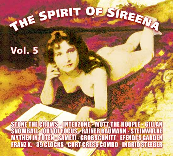 SPIRIT OF SIREENA VOL 5