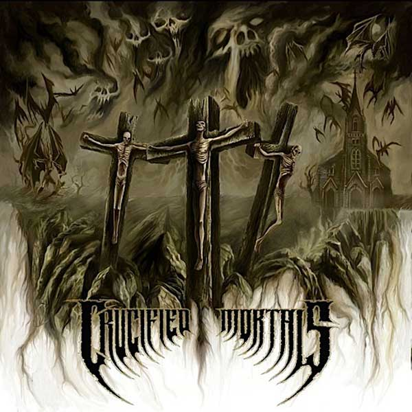 CRUCIFIED MORTALS