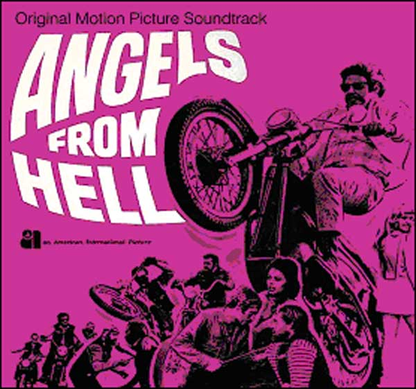 ANGELS FROM HELL LP