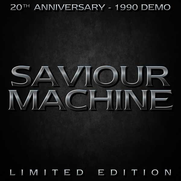 SAVIOUR MACHINE 20TH ANNIVERSARY