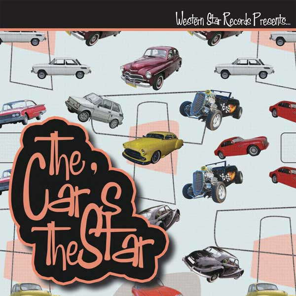 THE CARS THE STAR