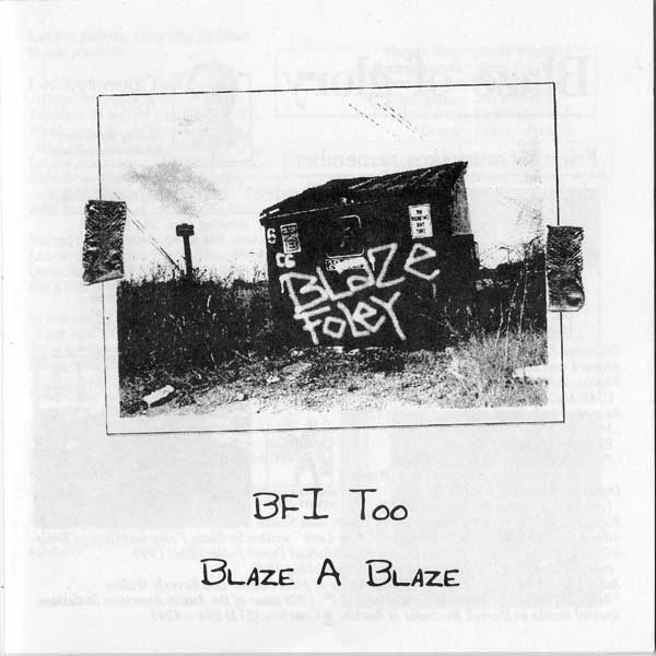 BLAZE FOLEY TRIBUTE - VOL 2 - BLAZE A BLAZE