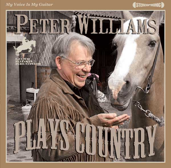 PETER WILLIAMS PLAYS COUNTRY