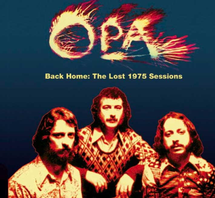 BACK HOME; THE LOST 1975 SESSIONS