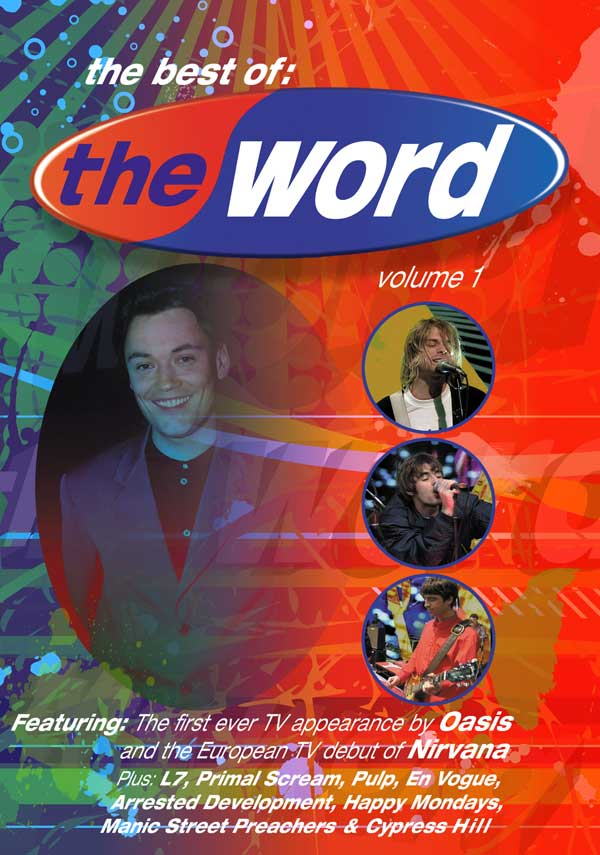 THE WORD - VOLUME ONE - SHOWS 1-4