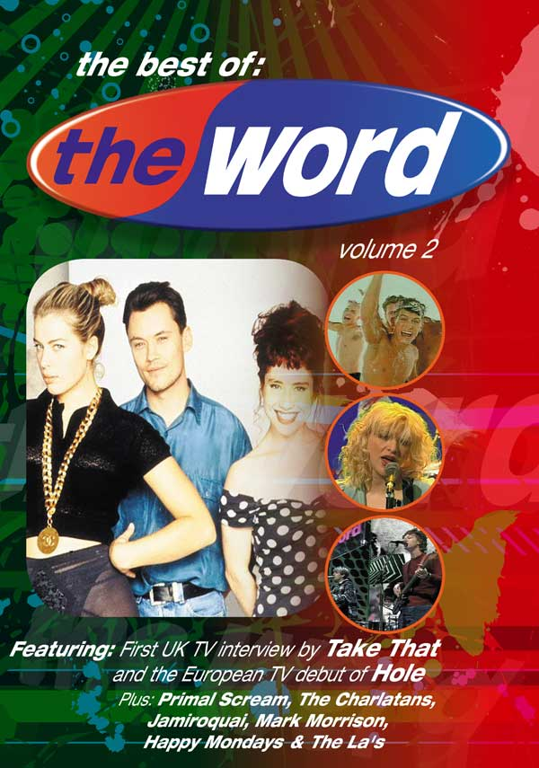 THE WORD - VOLUME TWO - SHOWS 5-7