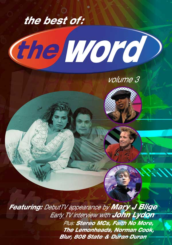THE WORD - VOLUME 3 - SHOWS 8-10