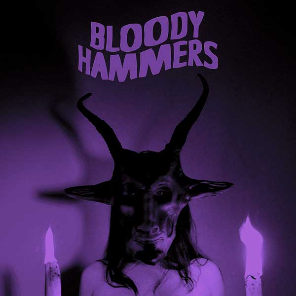 BLOODY HAMMERS - LP