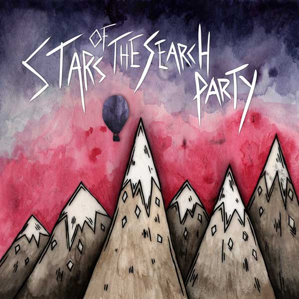 STARS OF THE SEARCH PARTY - LP