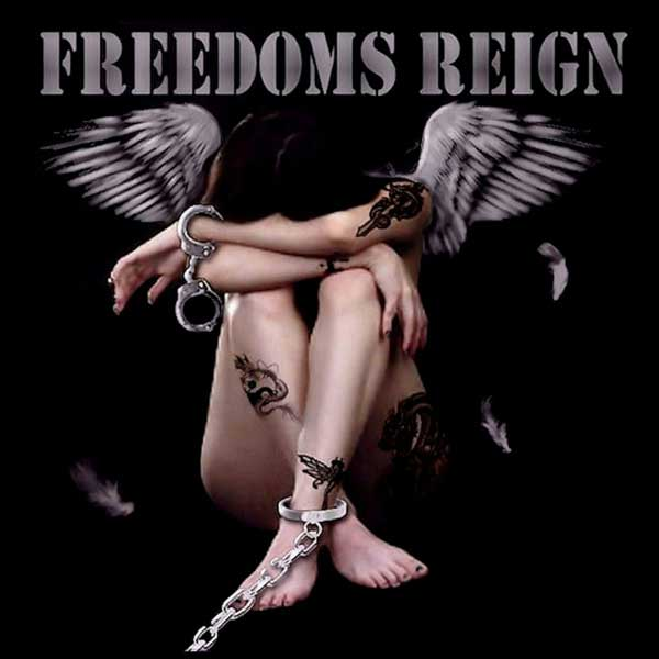 FREEDOMS REIGN.
