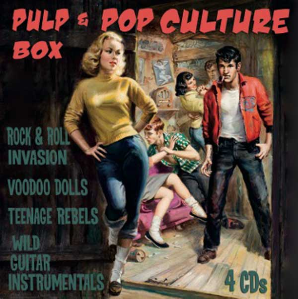 PULP AND POP CULTURE