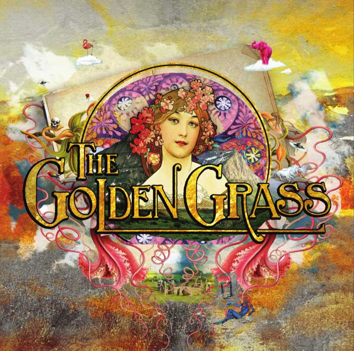 THE GOLDEN GRASS - GREEN VINYL