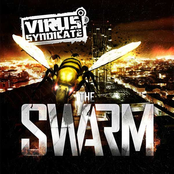 THE SWARM - DOUBLE LP