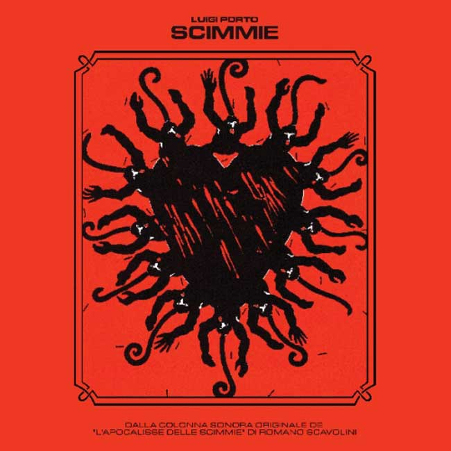 SCIMMIE - LP/CD SET