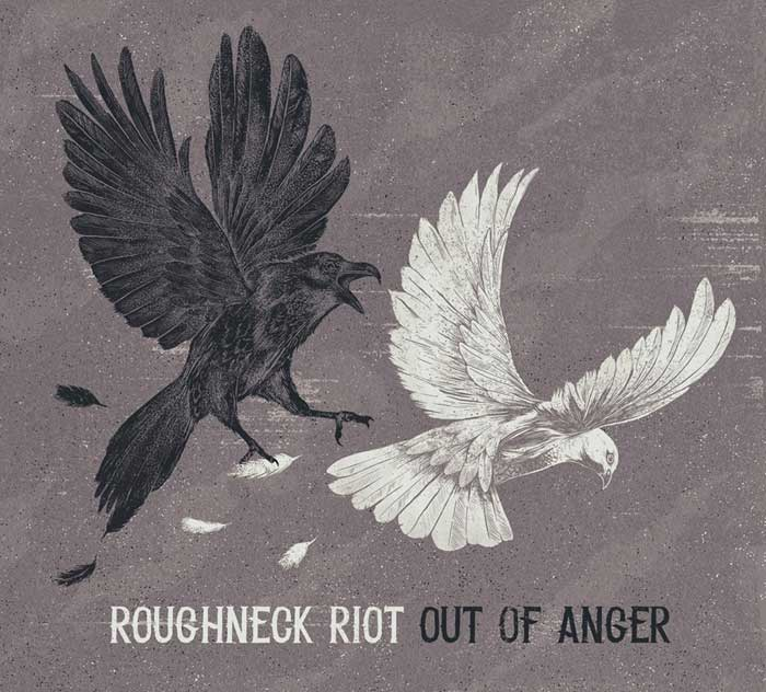 OUT OF ANGER - LP