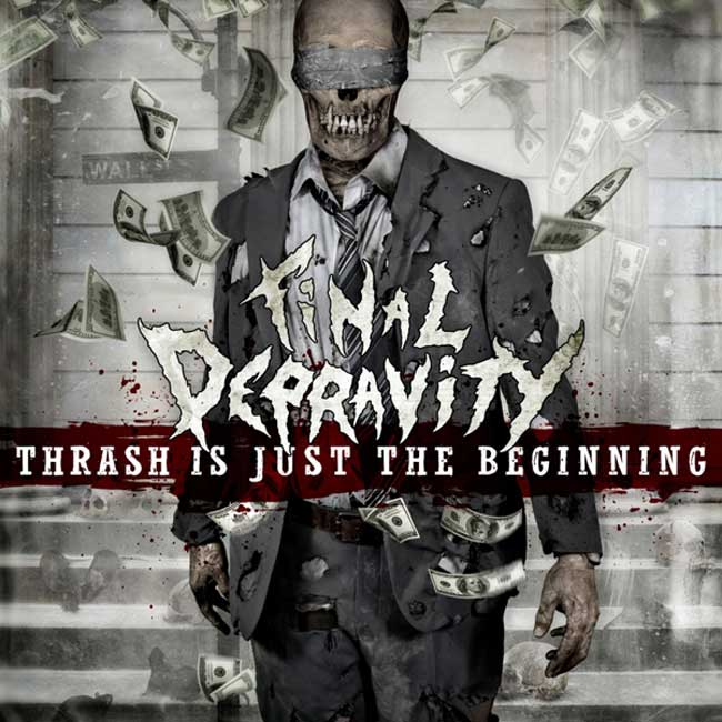 THRASH IS JUST THE BEGINNING