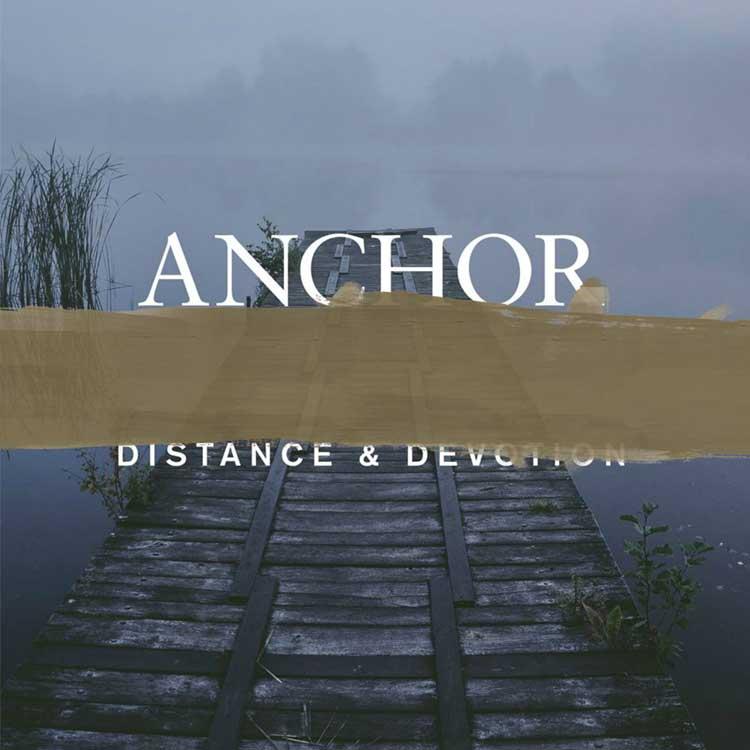 DISTANCE AND DEVOTION - CD