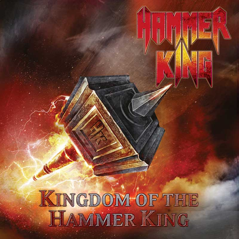 KINGDOM OF THE HAMMER KING - LP