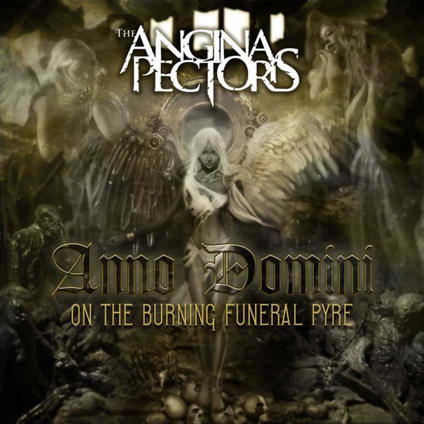 ANNO DOMINI / ON THE BURNING FUNERAL PYRE