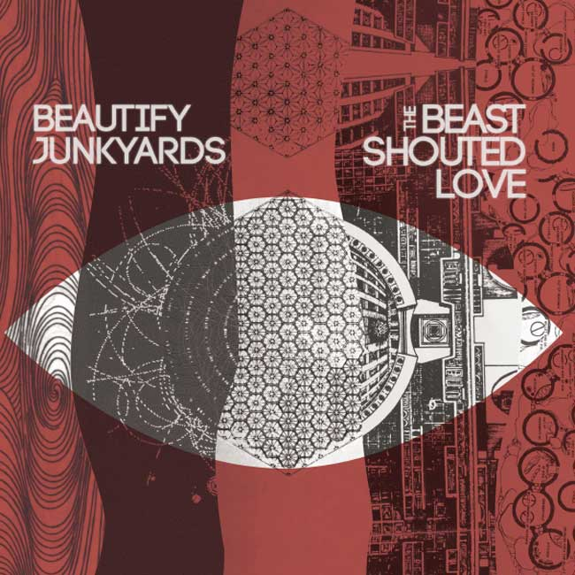 THE BEAST SHOUTED LOVE - LP
