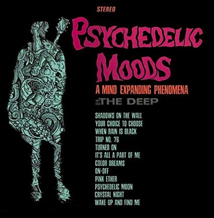 PSYCHEDELIC MOODS OF THE DEEP