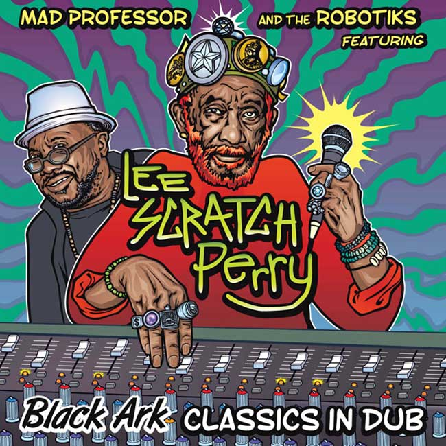 BLACK ARK CLASSICS IN DUB - LP