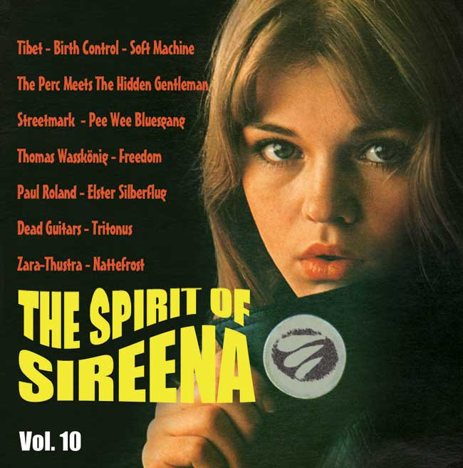 SPIRIT OF SIREENA VOL 10