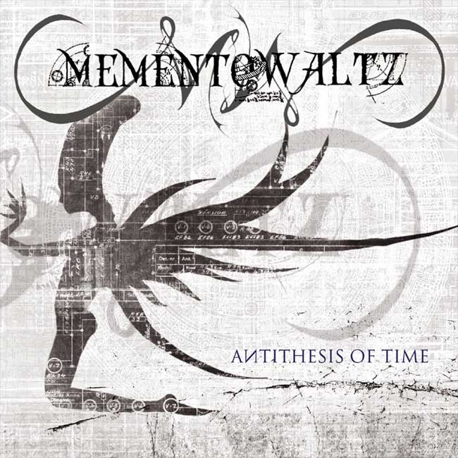 ANTITHESIS OF TIME - LP