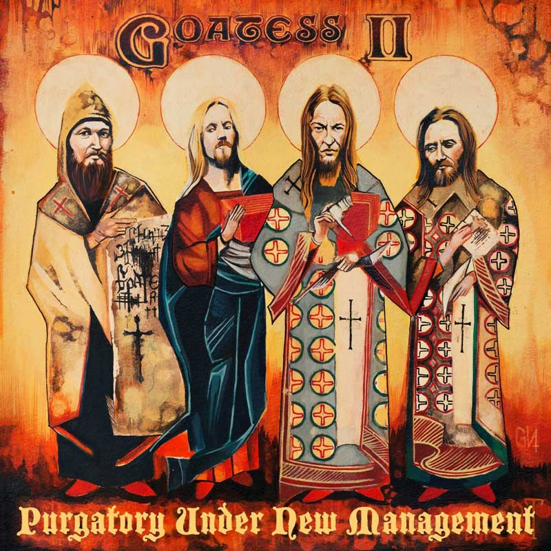 PURGATORY UNDER NEW MANAGEMENT - LP