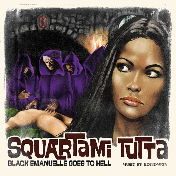 Squartami Tutta Black Emanuelle Goes To Hell