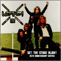 SET THE STAGE ALIGHT - 35TH ANNIVERSARY