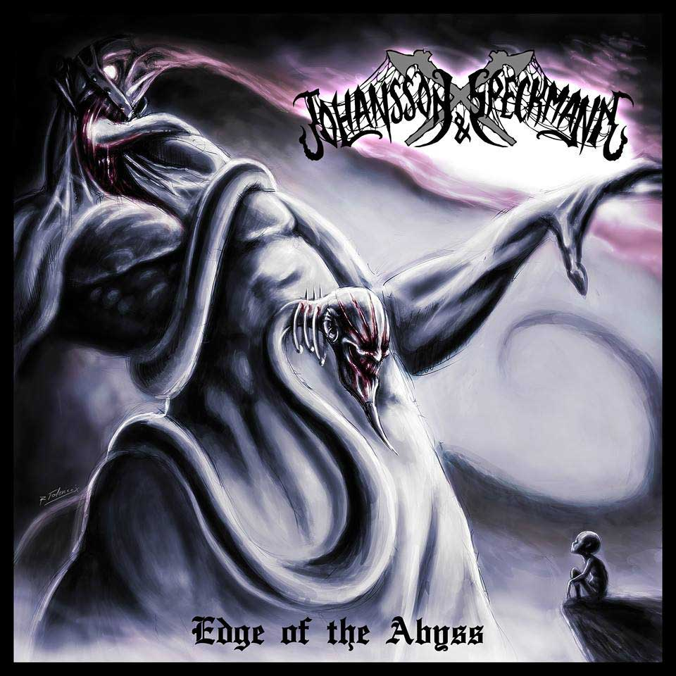 EDGE OF THE ABYSS - LP
