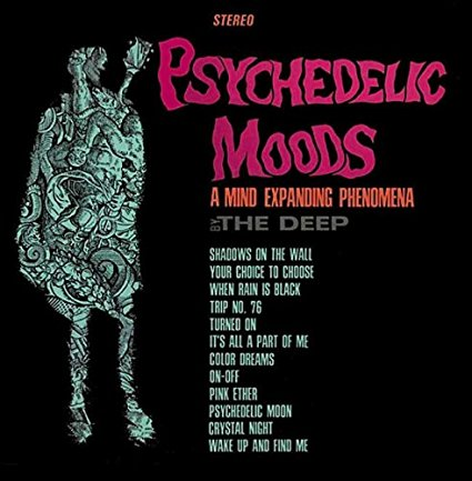 PSYCHEDELIC MOODS OF - 3 LP SET