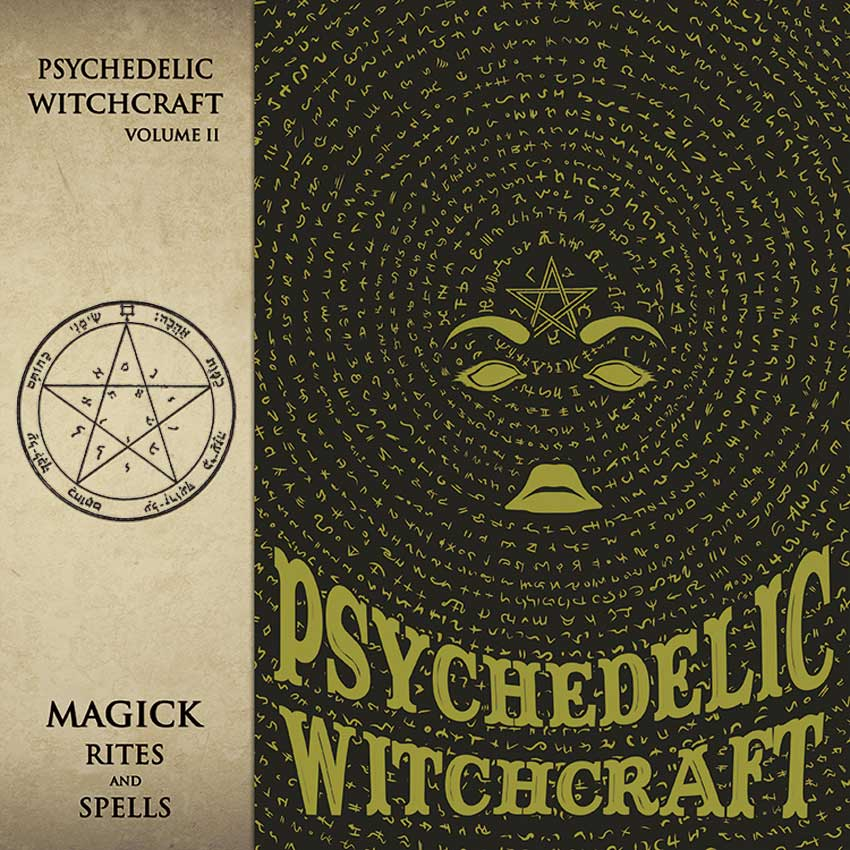MAGICK RITES AND SPELLS - LP