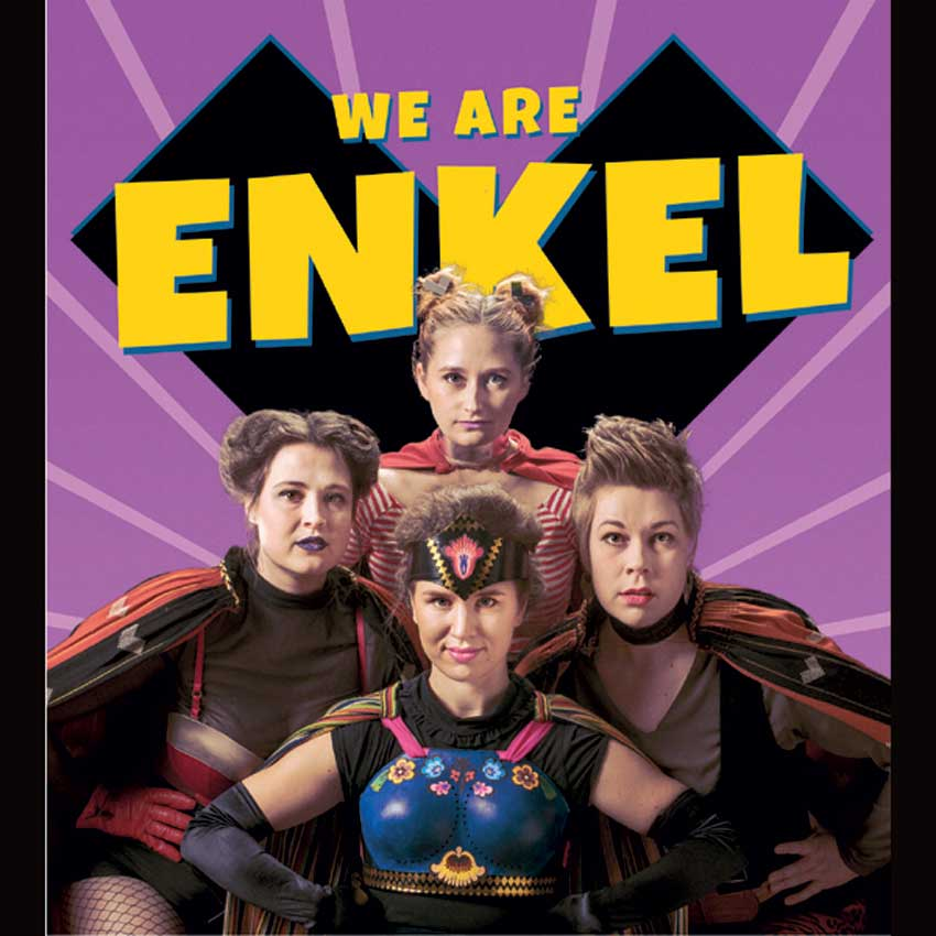 WE ARE ENKEL