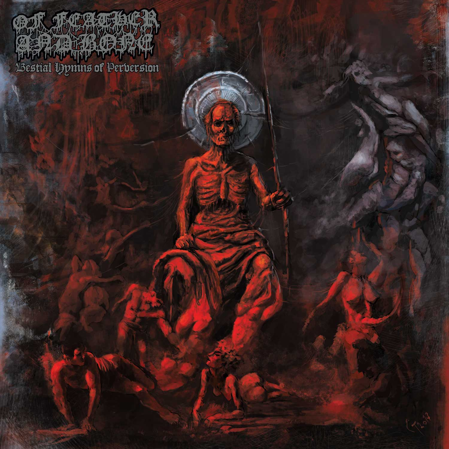 Bestial Hymns Of Peversion [VINYL]