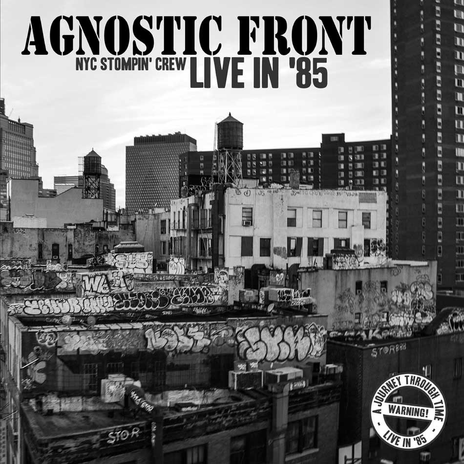 Live In 85 - Nyc Stompin Crew (Limited To 400) [VINYL]