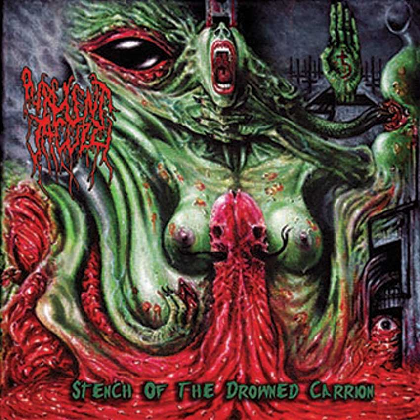 Stench Of The Drowned Carrion