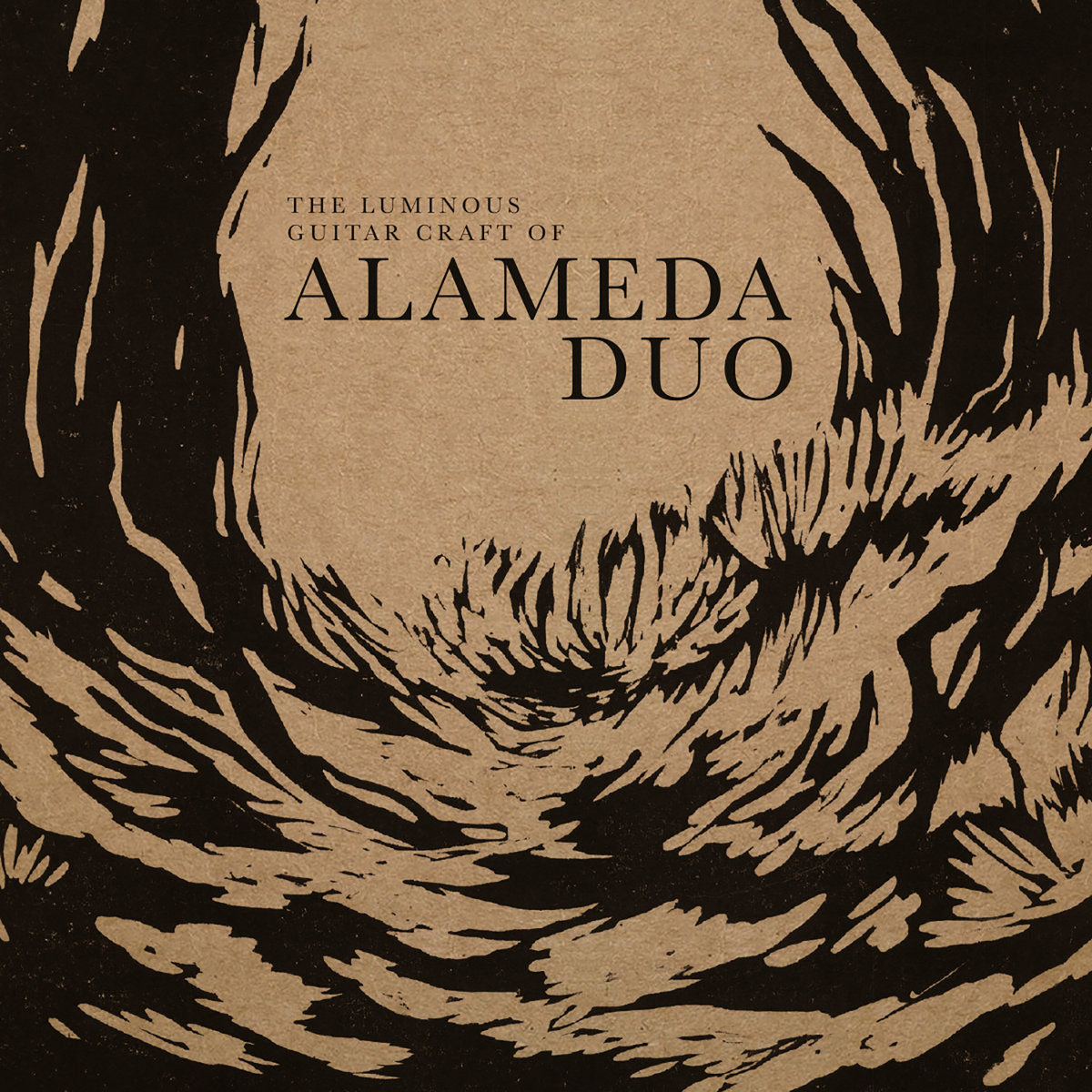 THE LUMINOUS GUITAR CRAFT OF ALAMEDA DUO