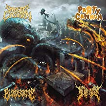 CANNONS OF GORE SOAKED, BLOOD DRENCHED, PARASITIC SICKNESS