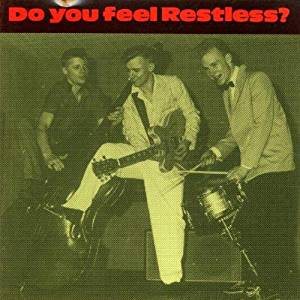 DO YOU FEEL RESTLESS